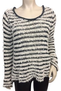 Free People Shag Open Weave Sweater