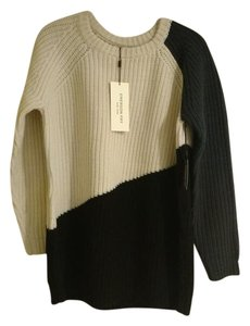 Emerson Fry Wool Handmade Color-blocking Sweater