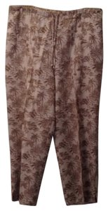 Coldwater Creek Baggy Pants Ivory