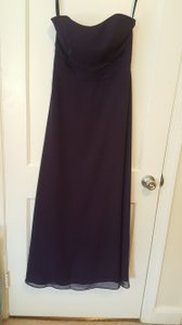 Alfred Angelo Eggplant 7386l Dress