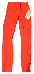 Lululemon Nwt Lululemon Rise And Flow Pant Tight Size 4 Cape Red
