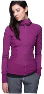 Lululemon Nwt Lululemon In Flux Jacket Size 2 Regal Plum