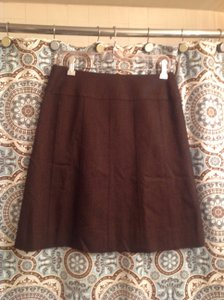 Chanel Made In France Skirt Brown/Black