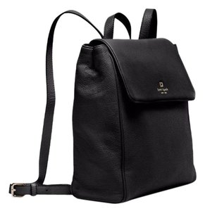 Kate Spade Leather Gold Hardware New York Festival Day To Night Backpack