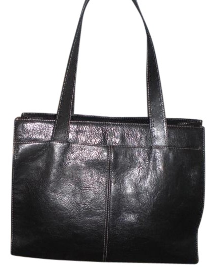 Fossil Tote in black Image 0
