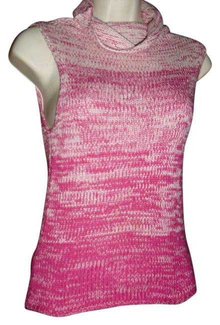 Preload https://img-static.tradesy.com/item/20187375/laundry-by-shelli-segal-shades-of-pink-ombre-turtleneck-fuschia-baby-sweaterpullover-size-6-s-0-1-650-650.jpg