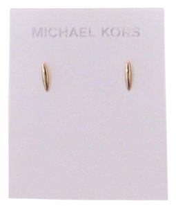 Michael Kors BRAND NEW! Michael Kors GOLD Matchstick Stud Earrings