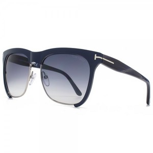 Tom Ford NEW Tom Ford Thea Navy Blue Sunglasses