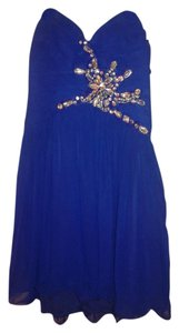 DEB Rhinestone Beaded Dress