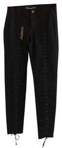 Victoria's Secret Skinny Pants Black