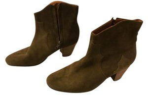 Isabel Marant Suedge Western Brown Boots