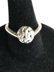 Charles Krypell Charles Drypell Sterling Silver Ball Ring