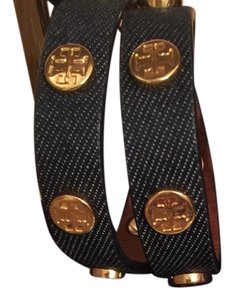 Tory Burch double-wrap bracelet