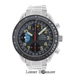 Omega Mint Omega Speedmaster 3820.53.26 Mark 40 Chronograph Automatic