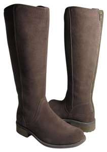 UGG Australia brown stout Boots