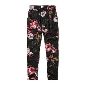 Aberombie & Fitch Floral Trouser Cropped Pant Relaxed Pants