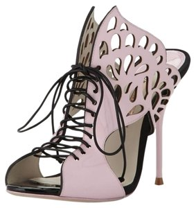 Sophia Webster Butterfly pink Sandals