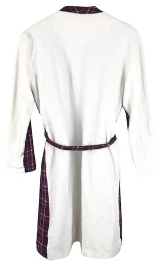 Anthropologie Plaid Sherpa Robe Image 6