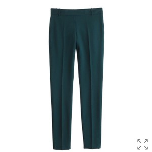 J.Crew Skinny Pants Forest Green