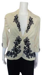 White House | Black Market Ivory Blazer