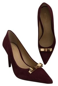 Michael Kors Burgundy Maroon Pumps