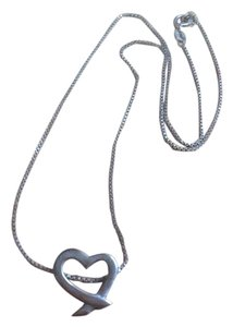 Tiffany & Co. Vintage Heart Pendant