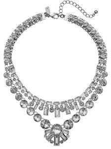 Kate Spade NEW Clink Of Ice Double Strand Necklace