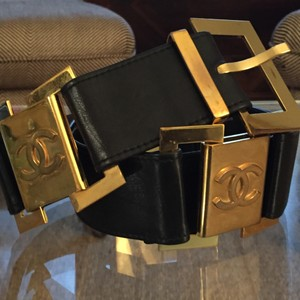 Chanel Vintage CC Belt