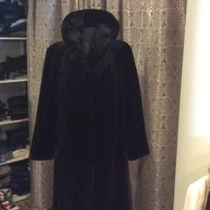 Louis Feraud Fur Coat