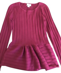 CeCe by Cynthia Steffe Peplum Sweater