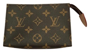 Louis Vuitton Cosmetic Brown Clutch