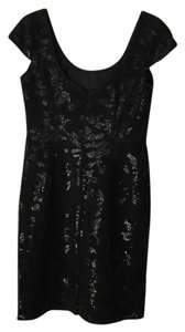 Aidan Mattox Sequin Dress