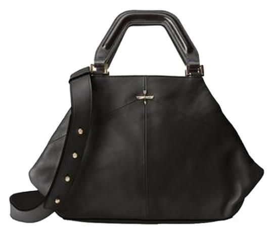 Preload https://img-static.tradesy.com/item/2018928/pour-la-victoire-nouveau-noir-satchel-tote-handbag-black-leather-shoulder-bag-0-0-540-540.jpg