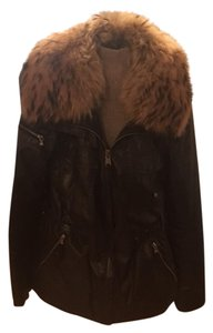 SAM. newyork Fur Waterproof Fur Coat