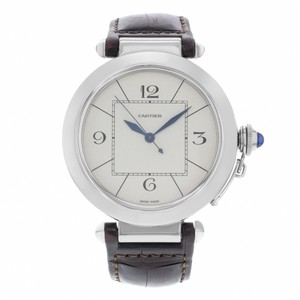 Cartier Cartier Pasha W3107255 Stainless Steel Automatic Men's Watch (14443)