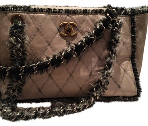 Chanel Rare C's Shoulder Bag
