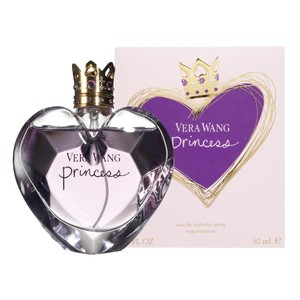 Vera Wang PRINCESS by VERA WANG Eau de Toilette Spray for Women ~ 1.7 oz / 50 ml
