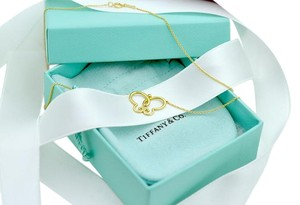 Tiffany & Co. Tiffany Paloma Picasso Butterfly Necklace in 18k Yellow Gold