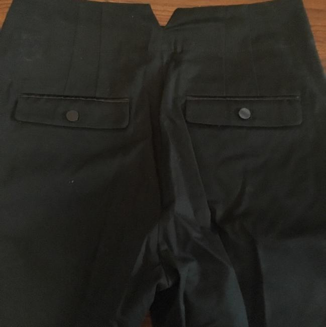French Connection Straight Pants Black Image 4