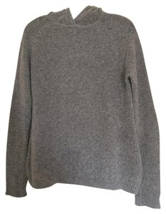 Theory Cozy Wool Fuzzy Sweatshirt