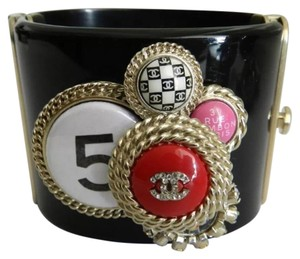 Chanel Brooch Cuff