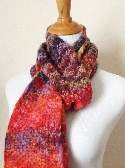 Other Colorful Thick Scarf