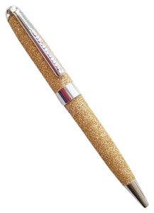 Argenti Expression Collection Swarovski Accented GOLD Bling Pen