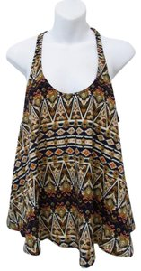 Lucca Couture Top Multicolored