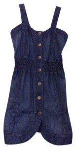Anlo short dress Blue jean on Tradesy