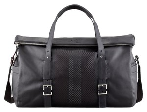 Bally Leather Tote in black