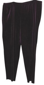 Double D Ranchwear Velvet Pull-on Plus Size Stretch Pants