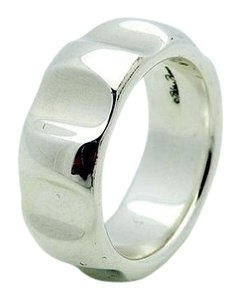 Tiffany & Co. Tiffany by Picasso True Love Band Ring in Sterling Silver 925, Size 8