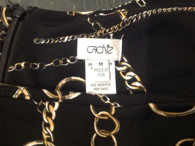 Cache Skirt Black gold Image 3