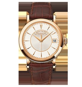 Patek Philippe Patek Philippe Calatrava Officers Watch 5153R in Rose Gold